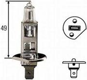 8GH002089133 HELLA Лампа накаливания, противотуманная фара