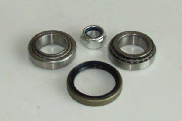 SCP741 SCT Комплект подшипника ступицы колеса