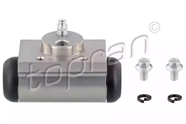 115370 TOPRAN Колесный тормозной цилиндр
