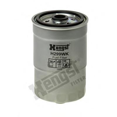 H299WK HENGST FILTER Фильтр топливный