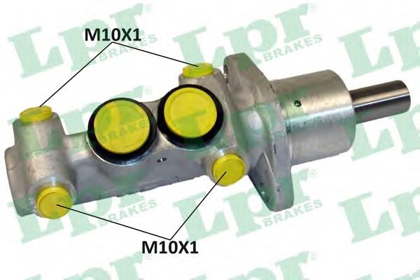 1835 LPR Главный тормозной цилиндр