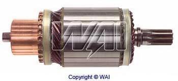 618303 WAI Ротор стартера