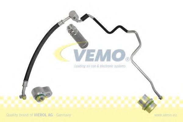 V15200005 VAICO VEMO Трубопровод низкого давления, кондиционер