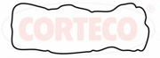 440312H CORTECO Прокладка крышки ГБЦ