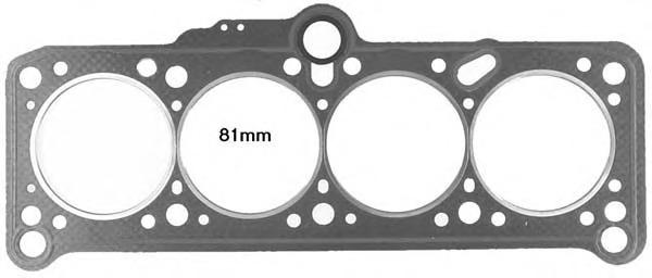 H2239320 GLASER Прокладка, головка цилиндра