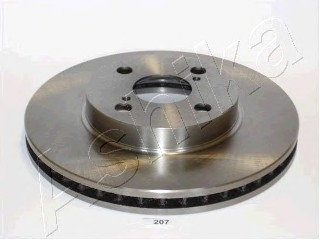 6002207 ASHIKA Тормозной диск