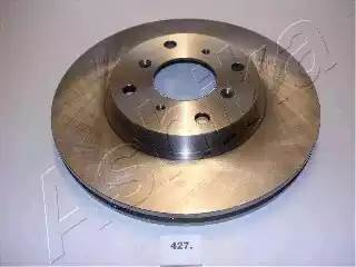 6004427 ASHIKA Тормозной диск
