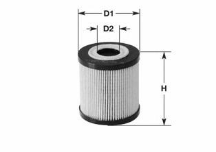 ML4517 CLEAN FILTER Масляный фильтр
