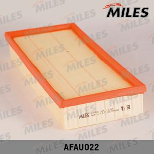 AFAU022 MILES Фильтр воздушный