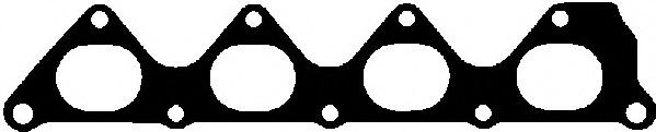 13178200 AJUSA Прокладка, выпускной коллектор