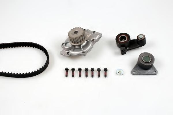 PK00562 HEPU Водяной насос + комплект зубчатого ремня