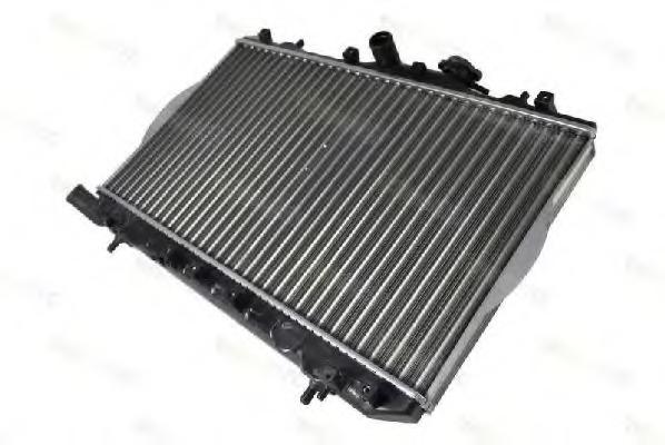 D70503TT THERMOTEC Радиатор, охлаждение двигателя