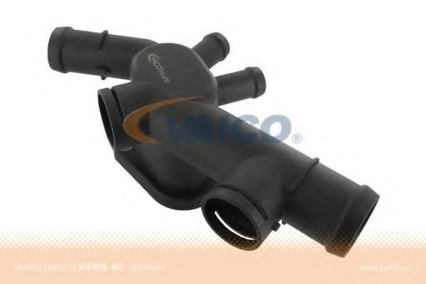 V109787 VAICO VEMO Фланец охлаждающей жидкости