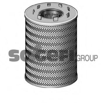 Фильтр масляный двигателя ALLIED FRAM CH9023ECO