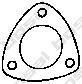 256450 BOSAL Кольцо уплотнительное