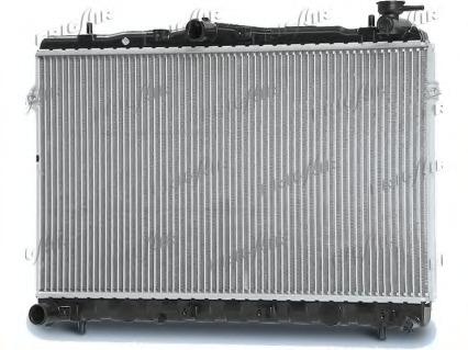 01283063 FRIG AIR 0128.3063_радиатор системы охлаждения! мкпп