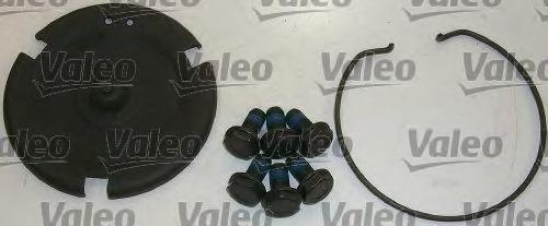 801439 VALEO Комплект сцепления