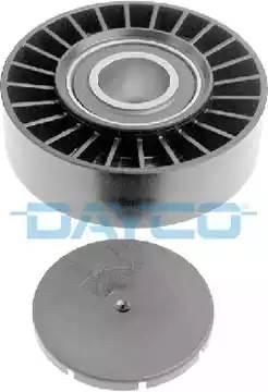 APV2136 DAYCO Паразитный / ведущий ролик, поликлиновой ремень