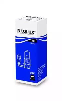N460 NEOLUX Лампа накаливания, фара дальнего света