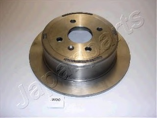 DPW00 JAPANPARTS Тормозной диск