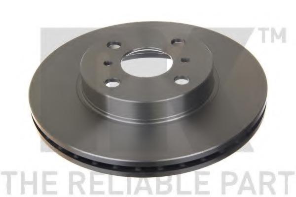 204543 NK Тормозной диск