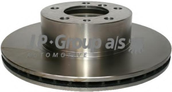 1463100300 JP GROUP Тормозной диск