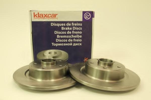 25851Z KLAXCAR Тормозной диск