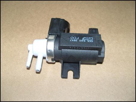 Клапан вакуумной системы SSANG YONG 6655403897