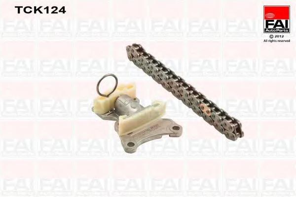 Комплект цели привода распредвала FAI AUTOPARTS TCK124