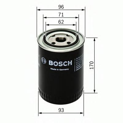 0451203010 BOSCH Масляный фильтр