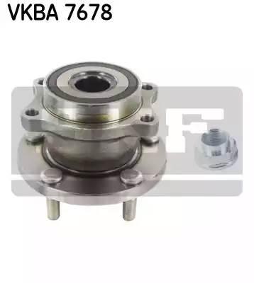 VKBA7678 SKF Комплект подшипника ступицы колеса
