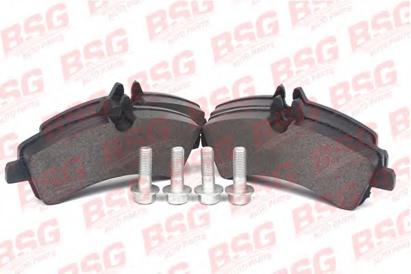 Комплект тормозных колодок, дисковый тормоз BSG BSG60200009