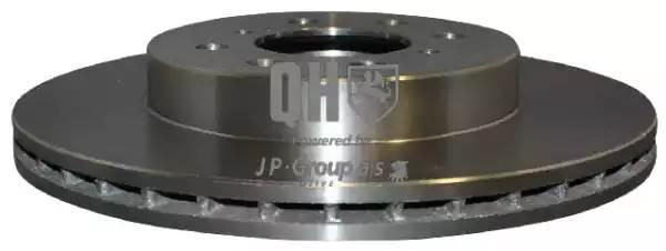 3463100309 JP GROUP Диск тормозной 2 шт.