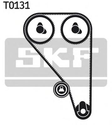 Комплект ремня ГРМ SKF VKMA04220