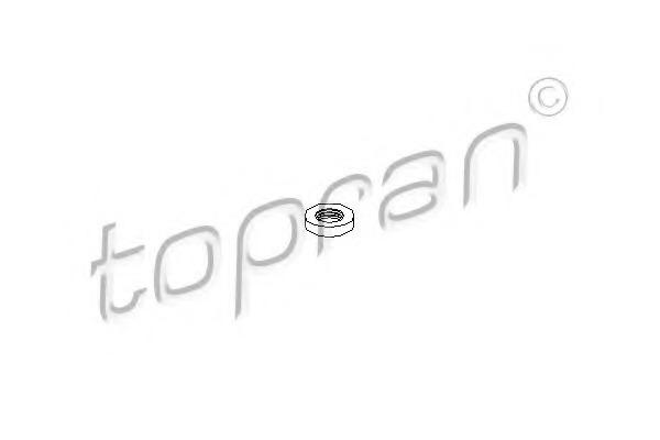 107362 TOPRAN Опорное кольцо, опора стойки амортизатора