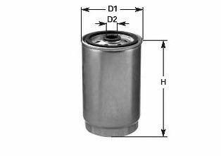 DN919 CLEAN FILTER Топливный фильтр