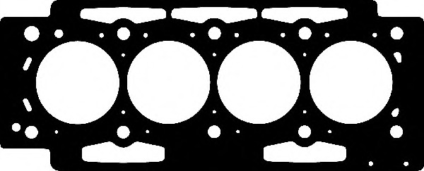415005P CORTECO Прокладка ГБЦ