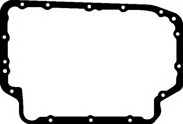 745180 ELRING Прокладка, маслянный поддон