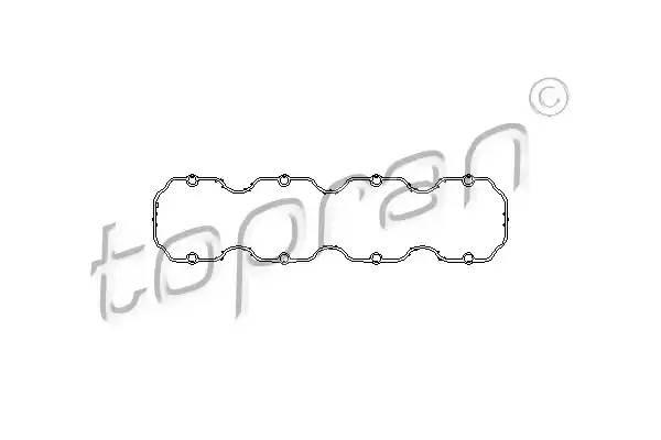 201223 TOPRAN Прокладка, крышка головки цилиндра