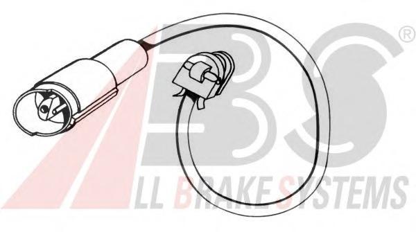 39526 ABS Сигнализатор, износ тормозных колодок