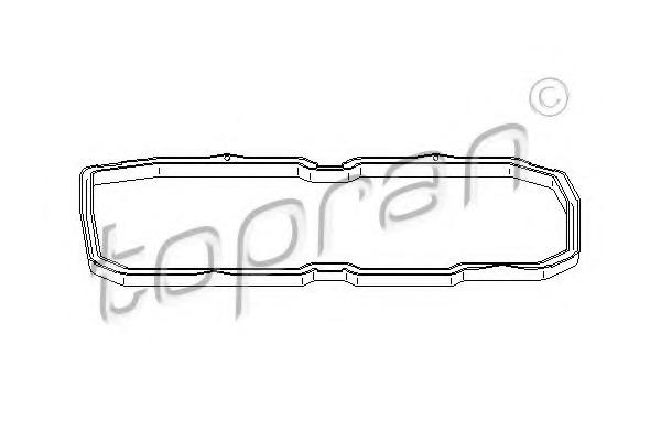 401524 TOPRAN Прокладка, маслянного поддона автоматическ. коробки передач