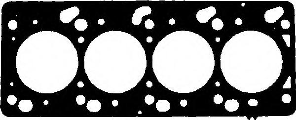0026581 ELWIS ROYAL Прокладка, головка цилиндра
