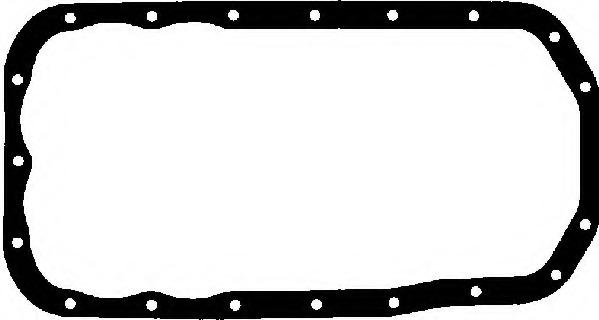 14032000 AJUSA Прокладка, маслянный поддон