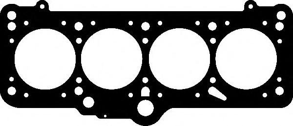 414604P CORTECO Прокладка ГБЦ AUDI 100 2.02.0 E2.0 E quattro 90-94, 100 Avant 2.0 E2.0 E quattro 90-94, 80 1.81