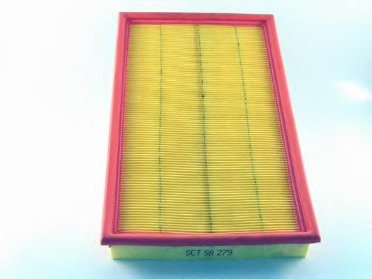 SB279 SCT SB279 Фильтр воздушный OPEL VECTRA B 95