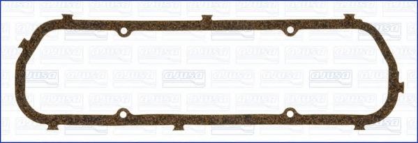 11007700 AJUSA Прокладка, крышка головки цилиндра