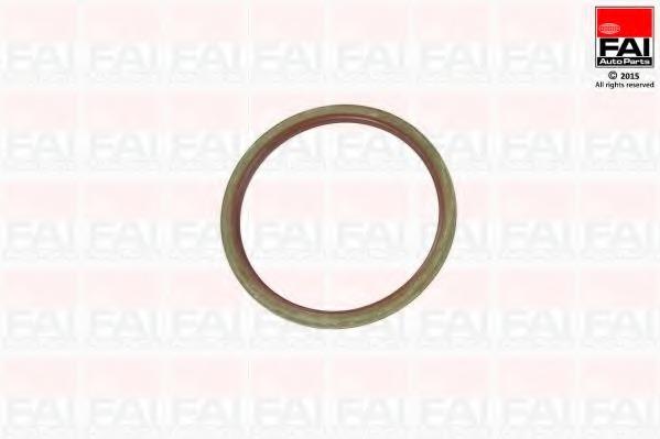 Уплотняющее кольцо, коленчатый вал FAI OS619