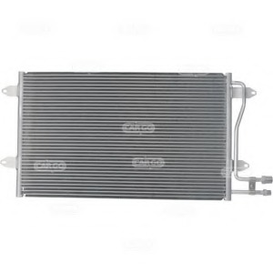 260494 CARGO Радиатор кондиционера