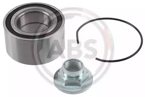 201362 ABS Комплект подшипника ступицы колеса