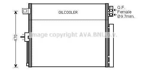 JE5061D AVA Конденсатор, кондиционер